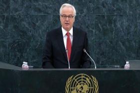 Russia's UN Ambassador Vitaly Churkin Dies Suddenly