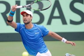 Yuki Bhambri Stuns Defending Champion Gael Monfils at Citi Open