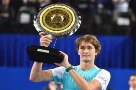 Alexander Zverev Downs Richard Gasquet for Montpellier Title