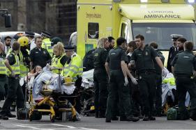 Attack Outside UK Parliament: In Pictures