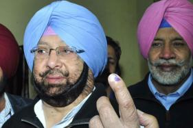 On His Birthday, People's Captain Gifts Punjab to Congress