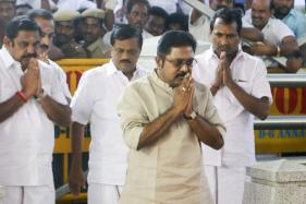 Bid to Destroy Our Party, Will Fight Case Legally, Says TTV Dinakaran