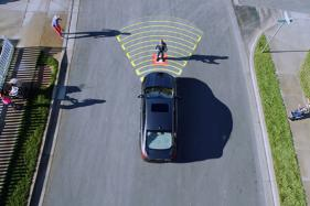 New Ford Pedestrian Detection Technology Eliminates Night Driving Fears