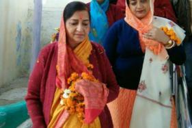 Riding Garima Singh's 'Sympathy Wave', BJP Storms Gandhi Bastion