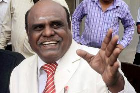 Justice Karnan 'Rejects' Warrant Issued by Supreme Court in Contempt Case