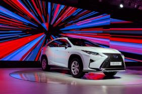 Lexus ES Hybrid, RX Luxury And RX F-Sport Launched in India, Prices Start at Rs 55 Lakh