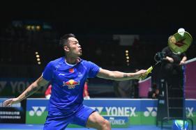 All England Championship: Lin Dan Dethroned As Champion by Shi Yuqi