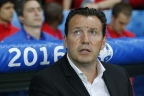 Marc Wilmots Named Head Coach of Ivory Coast