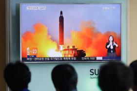 Defying Sanctions Threat, North Korea Test-fires Ballistic Missile