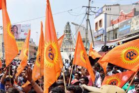RSS Aims to Have 9 Lakh Cadres in Kerala by 2019