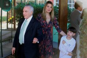 Brazil President Claims 'Ghosts' Drove him From Alvorada Palace