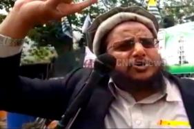 Hafiz Under House Arrest, Son Takes Charge
