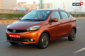 Tata Motors Launches Tata Tigor AMT For Rs 5.75 Lakh