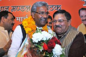 CMs Rawat, Yogi Decide to Sort out Pending Matters Between Uttarakhand and UP