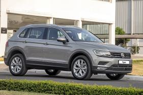 Volkswagen Tiguan Production to Start in India