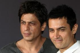 Khantastic! Shah Rukh, Aamir Chill with Netflix CEO