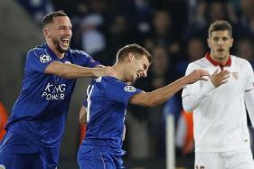 Champions League: Revitalised Leicester City Stun Sevilla to Reach Quarters