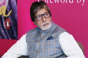 Amitabh Bachchan Campaigns For TB-Free India