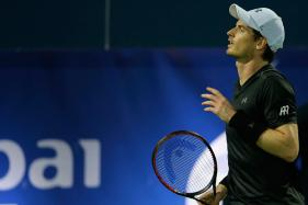 Dubai Tennis Championships: Murray Beats Garcia-Lopez to Reach Quarters