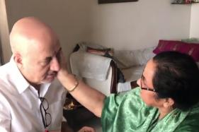 Anupam Kher Gifts Mother Her Dream House In Shimla, Says She's a Very Happy Person Today