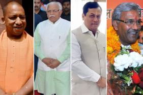 Bachelor Chief Ministers' Club Has a New Entrant in Yogi Adityanath