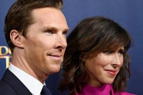 Benedict Cumberbatch, Sophie Hunter Become Parents Again