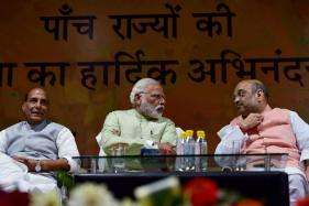 UP Live: At BJP Parliamentary Party Meet, Modi Asks MPs to Promote BHIM App Among Traders