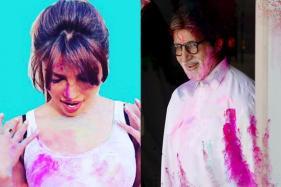 Priyanka Chopra to Big B: Bollywood Celebrities Wish Fans Happy Holi