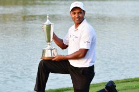 SSP Chawrasia Clinches Second Successive Indian Open Title