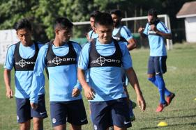 India Take on Myanmar in AFC Asian Cup Qualifiers