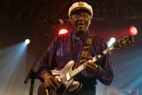 Chuck Berry's Final Album to Release on June 16