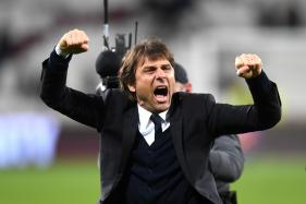 Chelsea manager Antonio Conte Blasts Manchester United's 'Kicking Tactics'