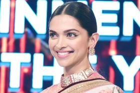 Deepika In a Sabyasachi Sari Is Like Spring and Grace Captured Into One