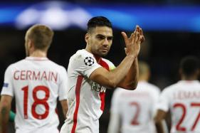 Champions League: Monaco Turn to Radamel Falcao to Knock Manchester City Out