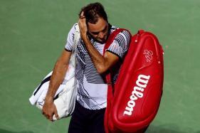 Roger Federer Stunned by World 116 Donskoy in Dubai