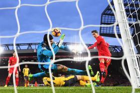 Roberto Firmino, Sadio Mane Score as Liverpool Punish Arsenal 3-1