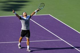 Miami Open: Fognini Stuns Nishikori to Enter Semis