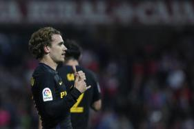 Champions League: Atletico's Griezmann Focused and Firing for Leverkusen Test