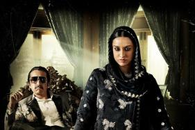 Look of Shraddha, Siddhanth as Haseena Parkar And Dawood Ibrahim Is Out!