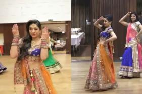 With Over 6 Million Views, Indian Bride's Marathon Sangeet Performance Goes Viral