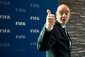 FIFA President Gianni Infantino Targets Video Referees for 2018 World Cup