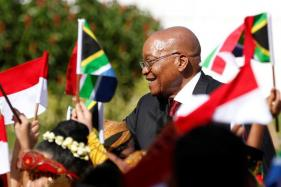 South Africa Court Okays Secret Ballots in Zuma No-confidence Vote