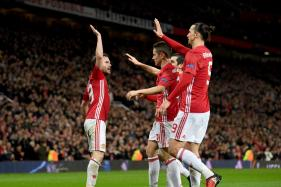 Europa League: Juan Mata Fires Manchester United Into Quarter-finals