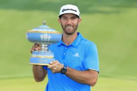 Top-ranked Dustin Johnson Beats Jon Rahm for WGC Match Play Crown