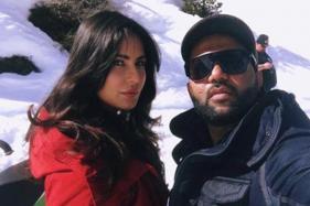 Katrina Kaif Shares a Selfie With Ali Abbas Zafar From Tiger Zinda Hai Sets