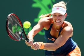 Miami Open: Kerber Advances as Cibulkova, Muguruza Ousted