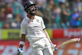KL Rahul Happy to Take Blows for the Country