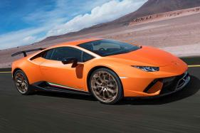 Lamborghini Huracan Performante to Launch in India on April 7