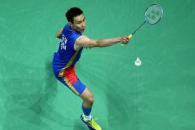 Badminton Great Lee Chong Wei Suffers Quarter-final Defeat At China Open