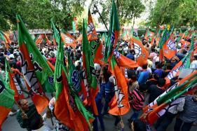 400 TMC Members Join BJP in Tripura